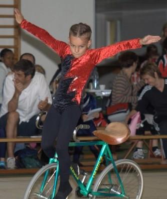 Inter-Regio Meisterschaft im Kunstradfahren