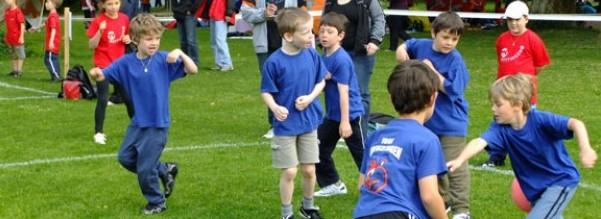 Kantonaler Jugendspieltag Jägerball