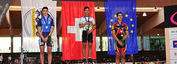"""""""SpeedSkating"""" Goldmedaille für den Thurgau"""