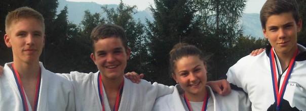 Erfolgreicher Judoka-Nachwuchs