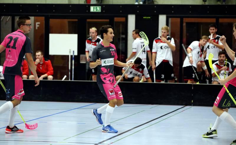 Floorball Thurgau Niederlage und Aus im Cup