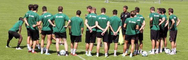 FC St.Gallen nur noch mit kleiner Chance zum Weiterkommen