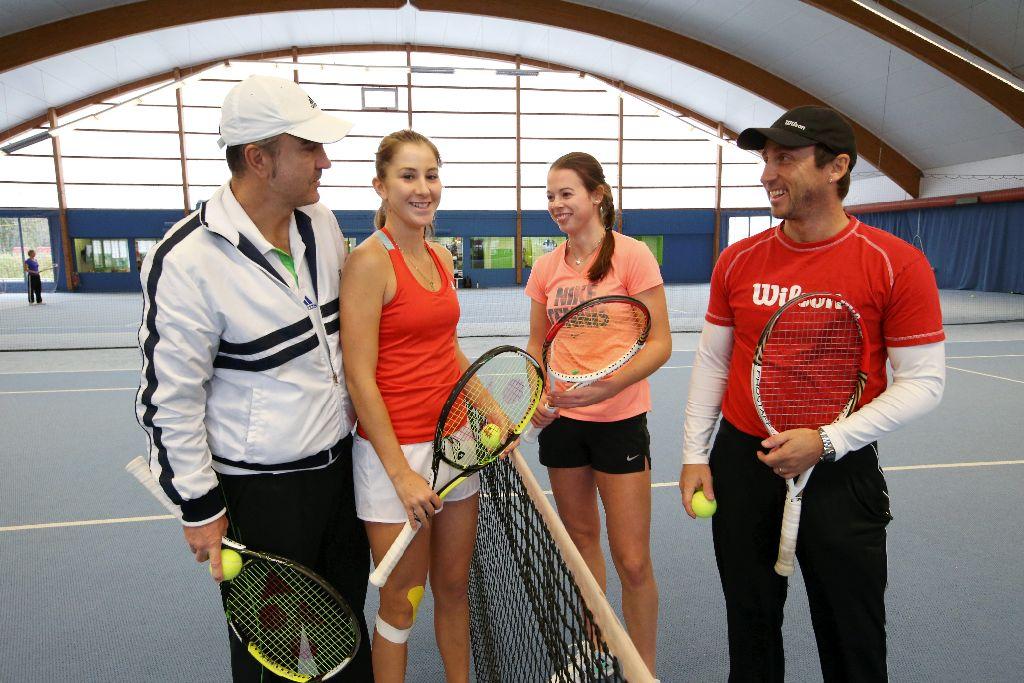 Europameisterinnen in Kreuzlingen