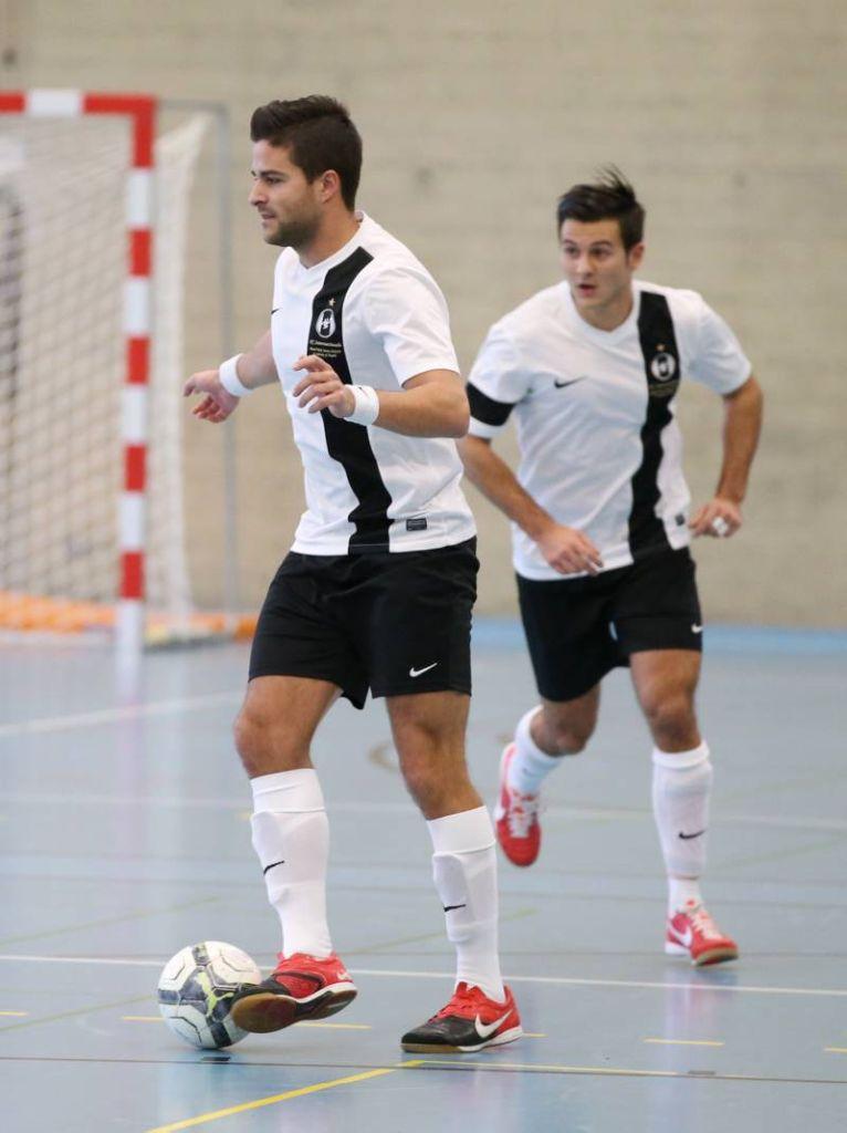 Futsal Club Internazionale mit Niederlage