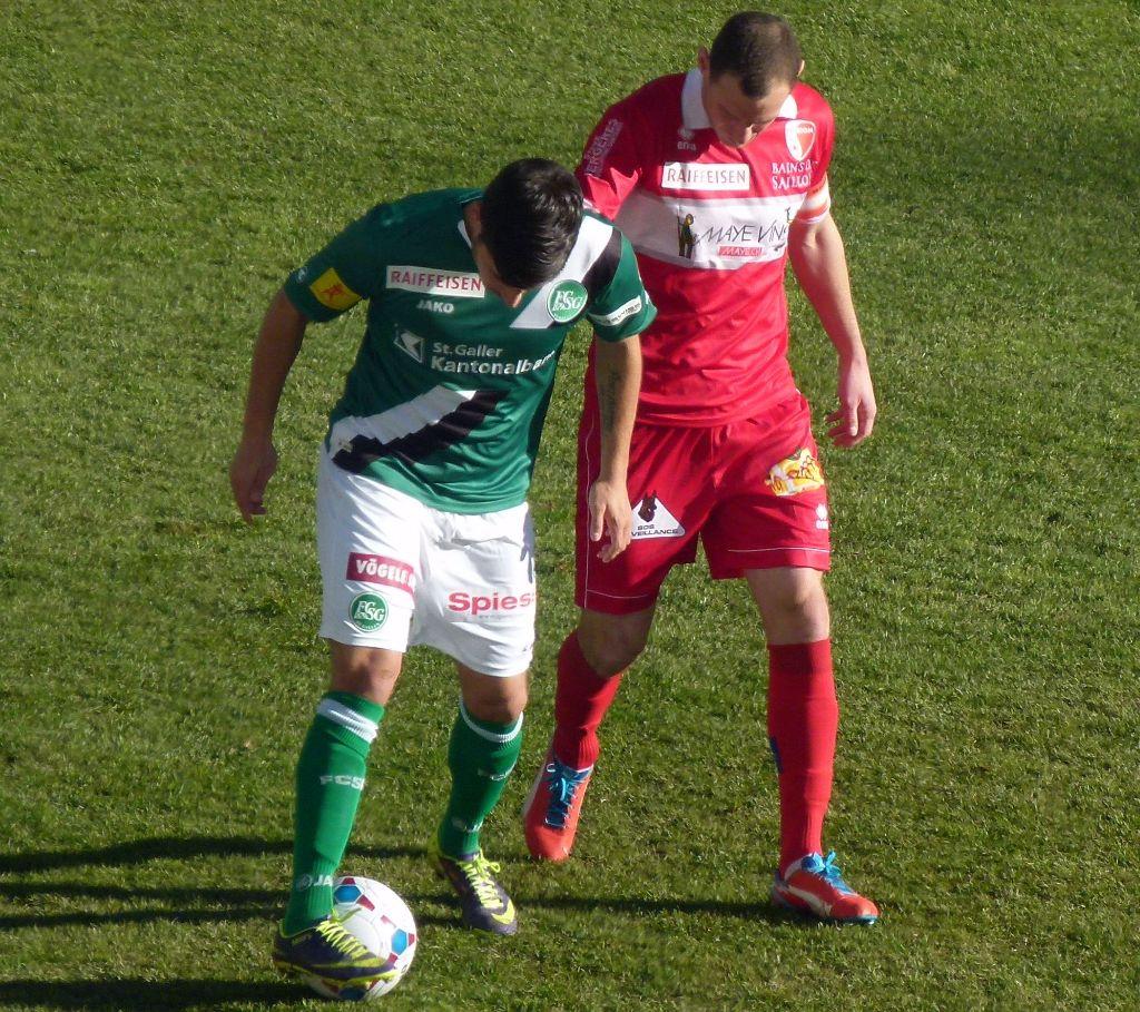 Der FC St.Gallen kann Zünglein an der Waage spielen