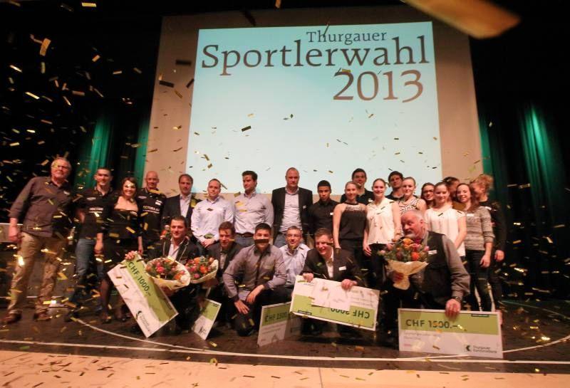 Thurgauer Sportlerwahl 2013: Marcel Hug und ein Überraschungssieger