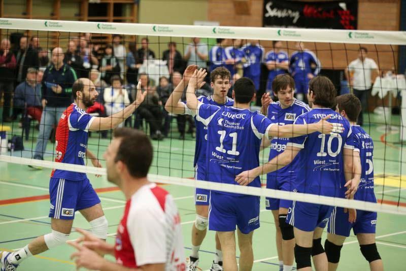 Versöhnlicher NLA-Saisonabschluss für Volley Amriswil