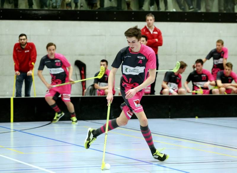 Floorball Thurgau erreicht die Aufstiegsspiele