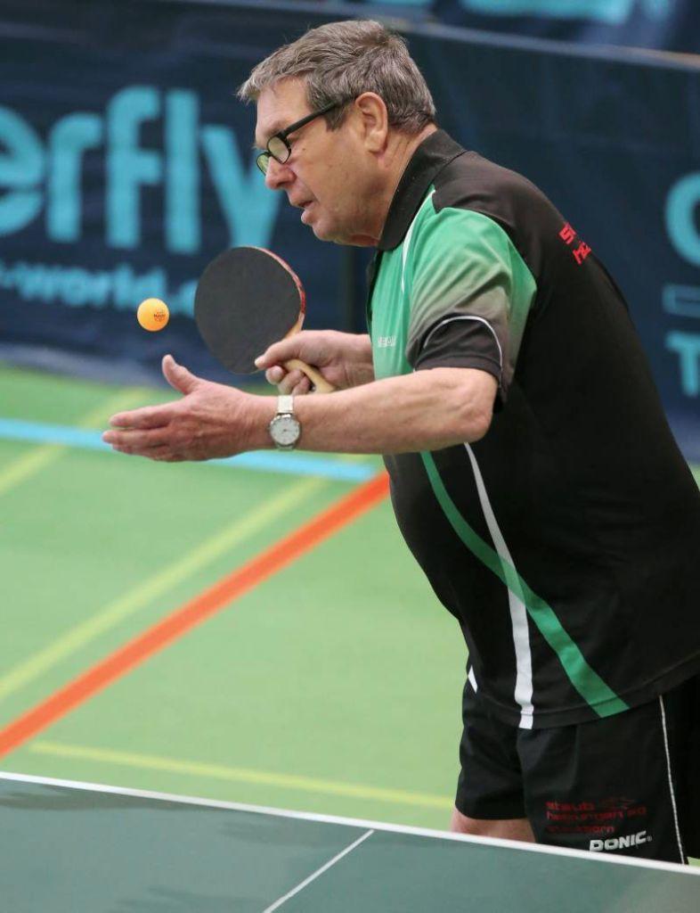 Horst Iffland erneut Schweizermeister
