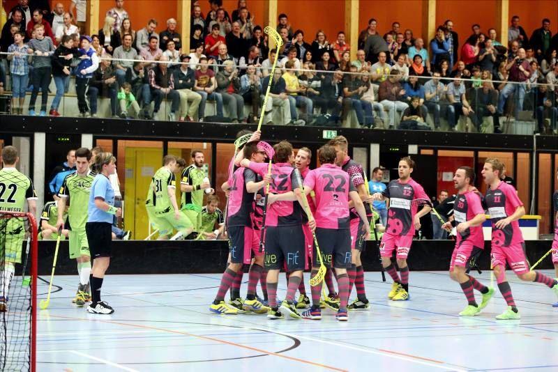 Floorball Thurgau nach geglückter Aufholjagd siegreich im Cup