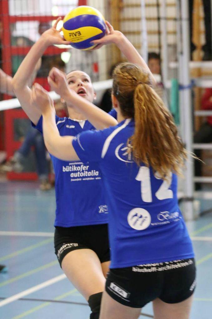 Aadorf bodigt ein starkes Genève Volley