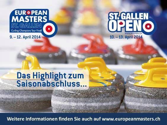 Weltklasse Curling live in St.Gallen