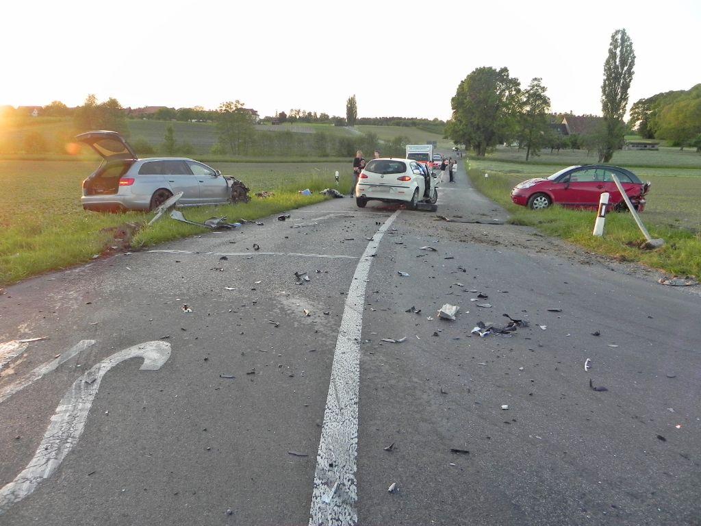 Betrunkener Ex-Radstar verursacht schweren Verkehrsunfall