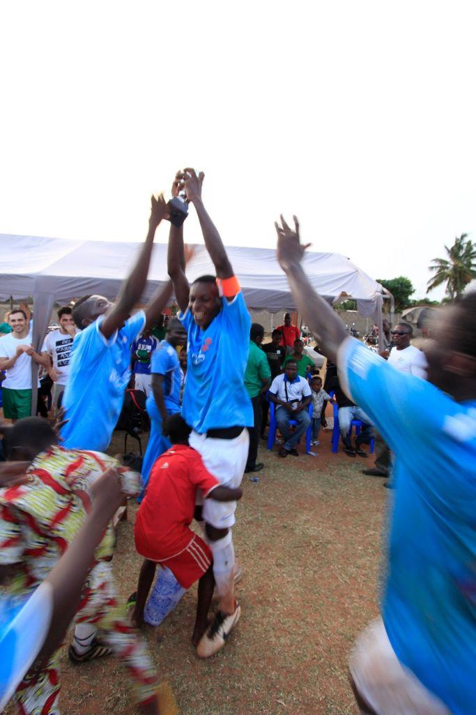 Thurgauer Fussball-Derby in Afrika!