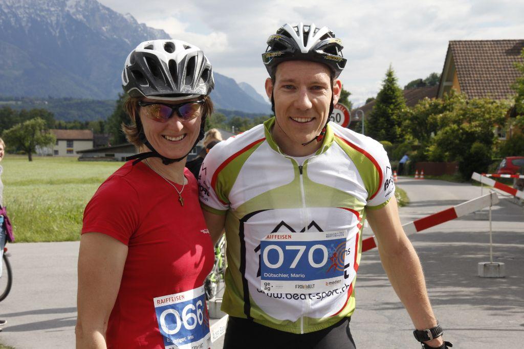 Doppelsieg für Pink Gili Suisse Teams