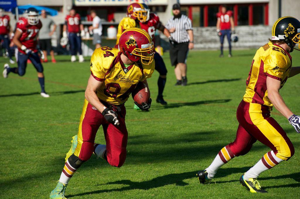 Abschlussniederlage der Warriors in Chur