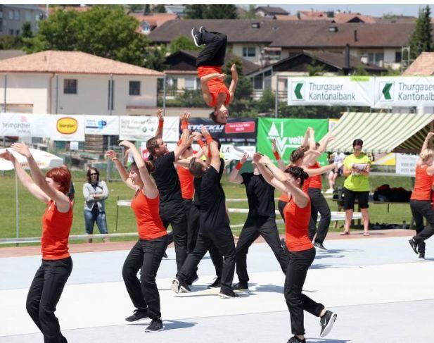 Vize-Turnfestsieger in Rickenbach-Wilen TG