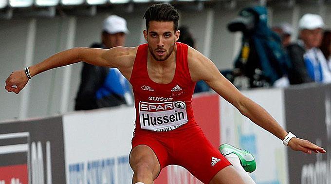 Hussein mit Steigerungslauf in den EM-Final