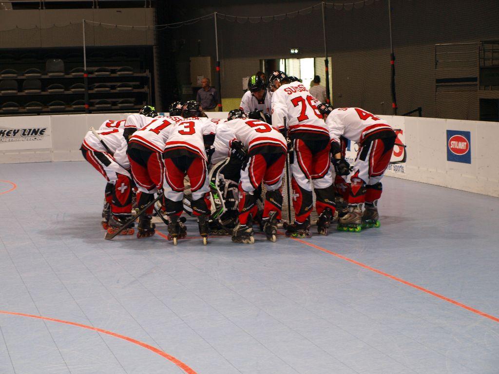 Schweiz verliert Halbfinalspiel gegen die USA