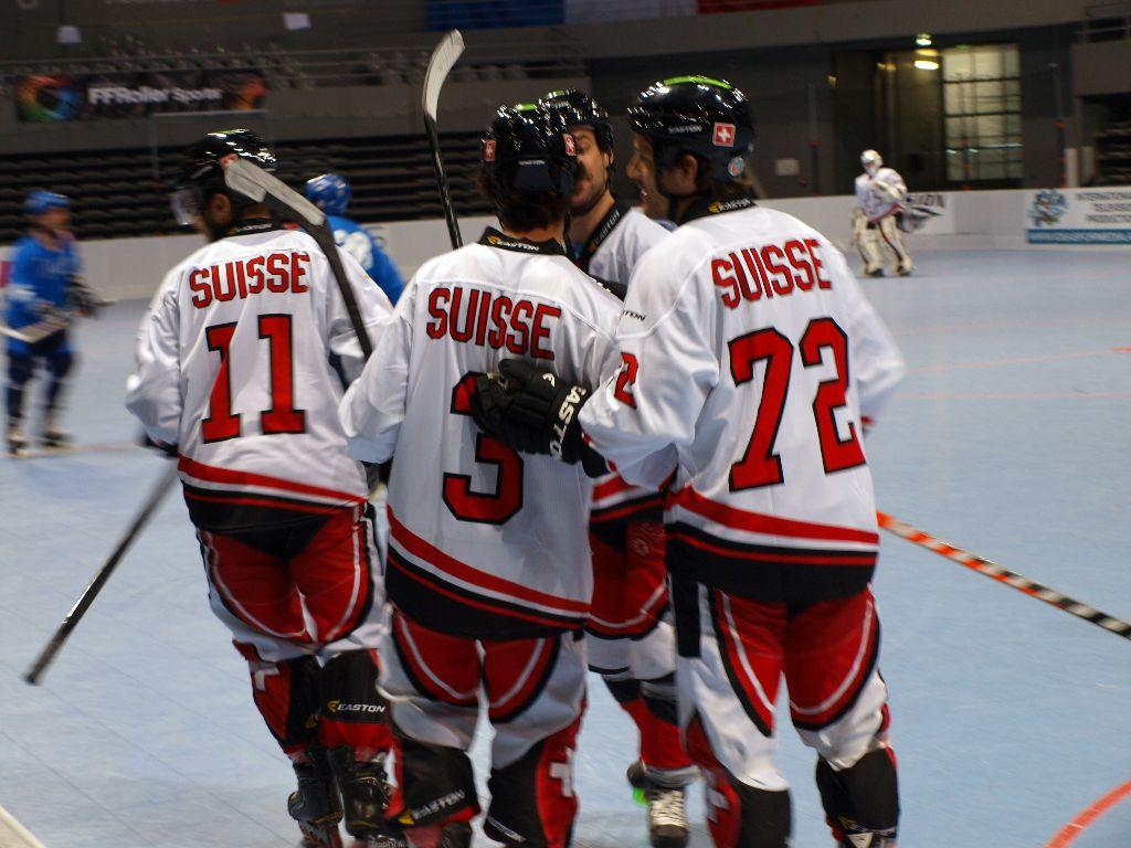 Die Schweiz steht im Halbfinal