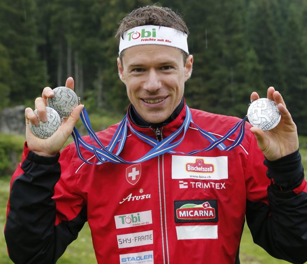 Drei WM-Silbermedaillen für Hubmann