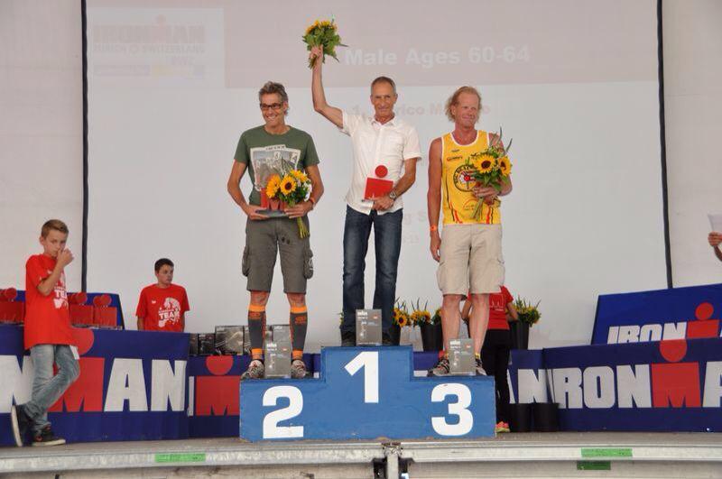 Enrico Monego siegt am Ironman Zürich