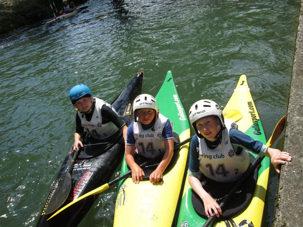 Thurgauer Wildwasserfahrer unterwegs zu neuen Ufern