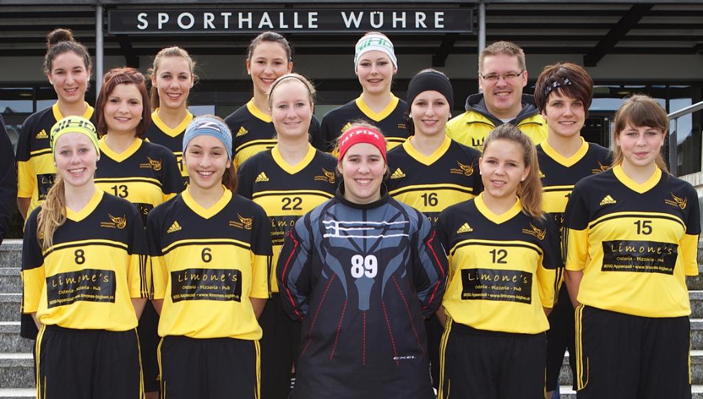 UHA-Damen spielen im Cup gegen NLA Team