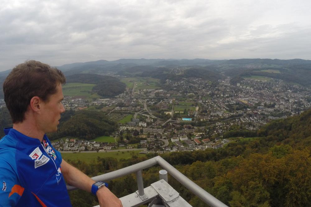 Bereit für das Weltcupfinal in Liestal