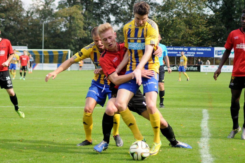 Langenthal demontiert den FC Bassecourt