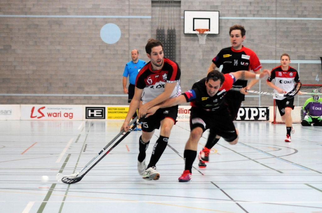 ULA verliert Heimspiel gegen Sarnen