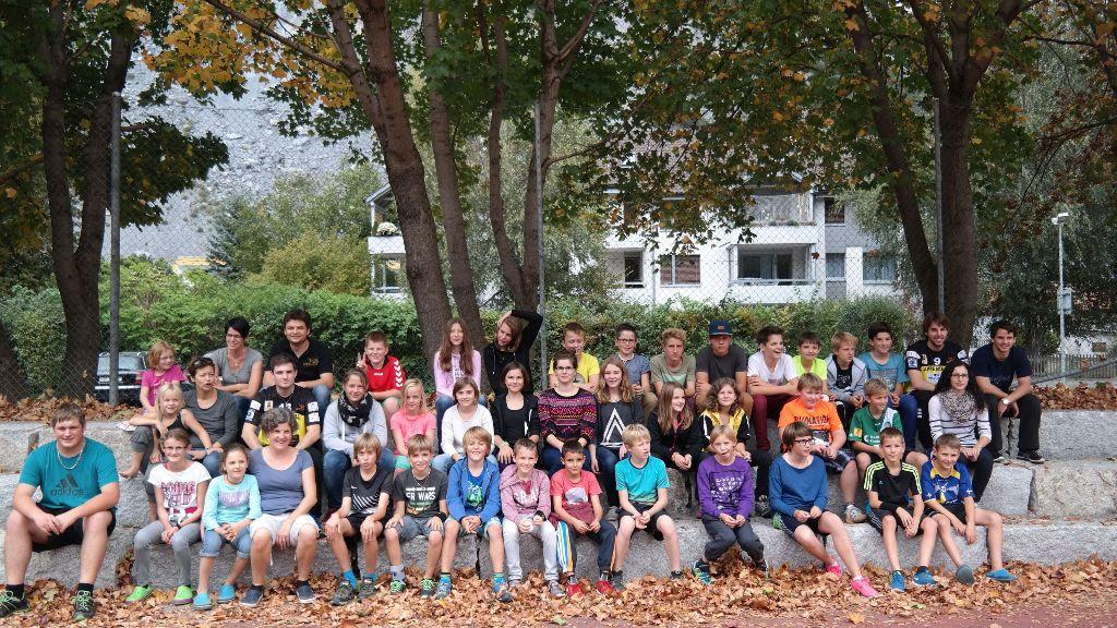 UHA-Juniorencamp 2014 ist Geschichte