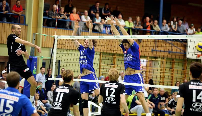 Volley Amriswil mit knappem Saisonstart