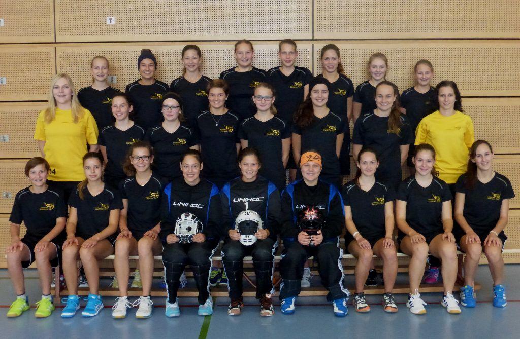 U17-Juniorinnen mit zwei Niederlagen zum Saisonstart