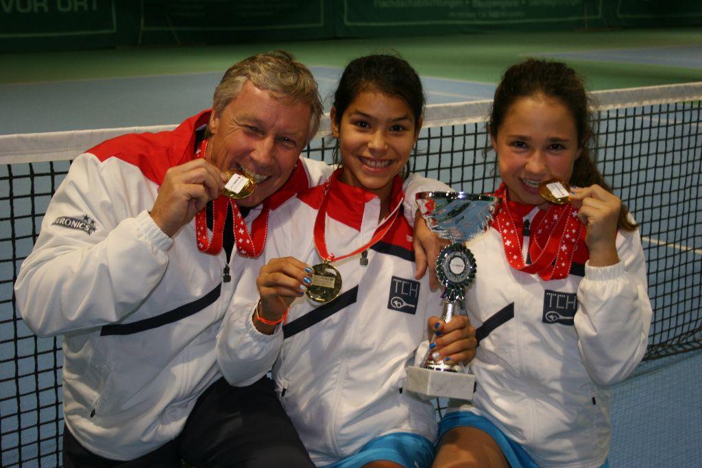 Gold für den TC Hörnli Kreuzlingen