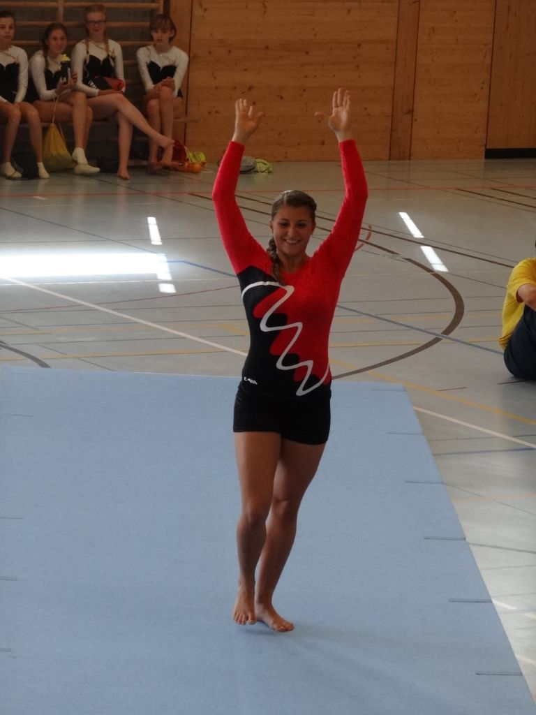 Schweizer Meisterschaften Geräteturnen Turnerinnen Mannschaften