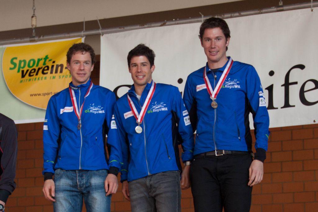 Team-SM Gold mit Bruderteam