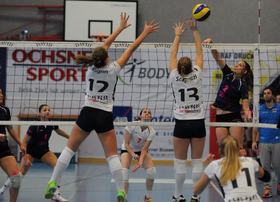 Effizientes Aadorf zeigt Lugano den Meister