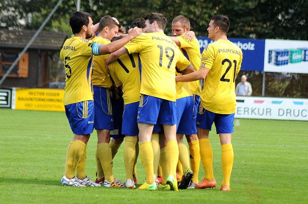 Cup-Qualifikation:  Fussballderby im Oberaargau