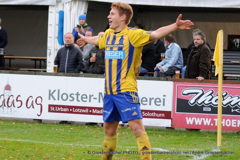 FC Langenthal in der Cup-Qualifikation eine Runde weiter