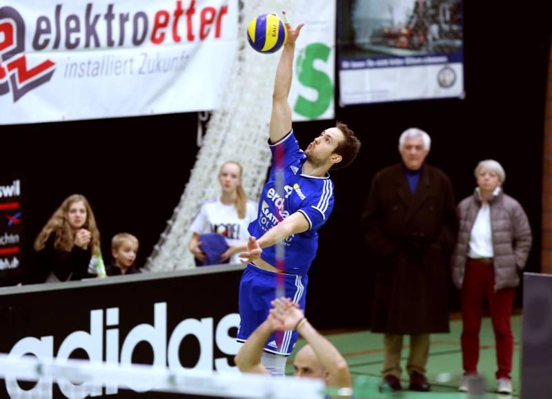 Volleyball NLA Qualifikationsrunde: Amriswil verliert in Schönenwerd