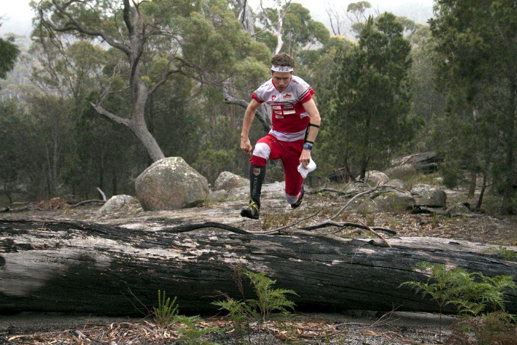 Weltcupsieg in Tasmanien
