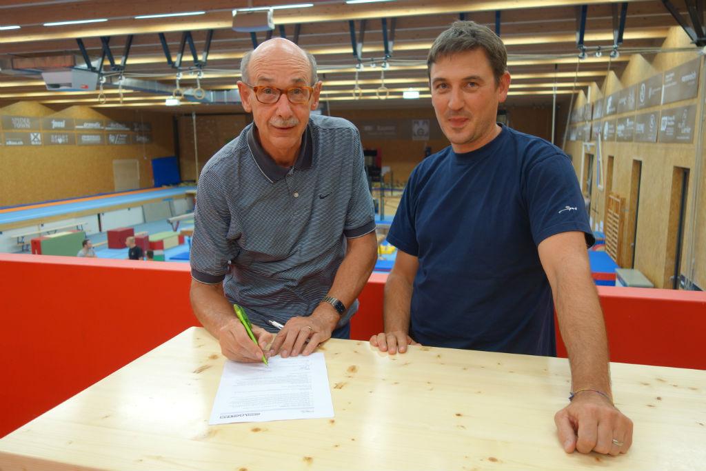 Verein Turnfabrik - steht mit «cool and clean» für sauberen und fairen Sport ein
