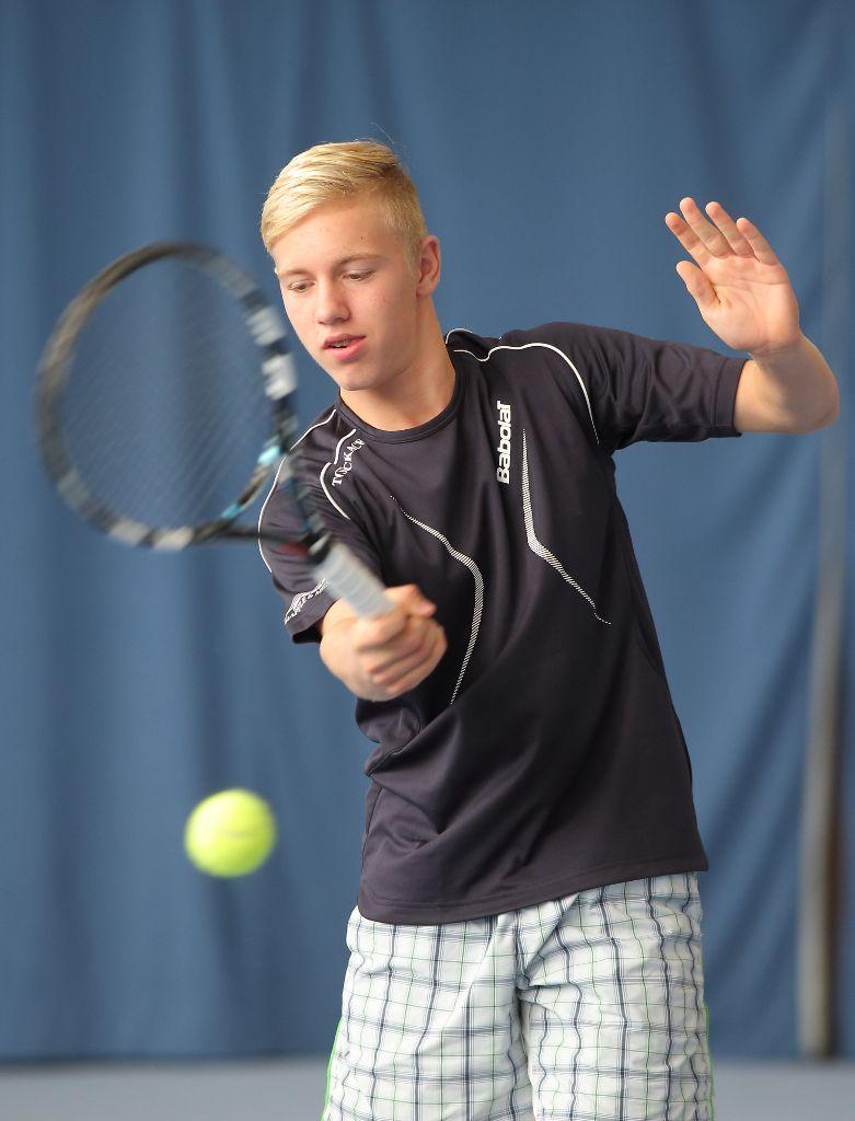 Tennisnachwuchs misst sich in Kreuzlingen und Egnach