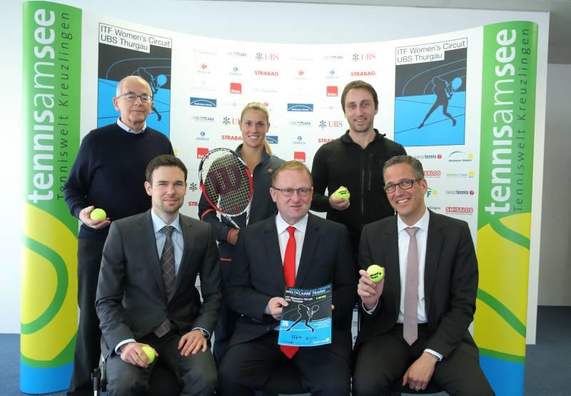 ITF Women's Circuit UBS Thurgau 2015