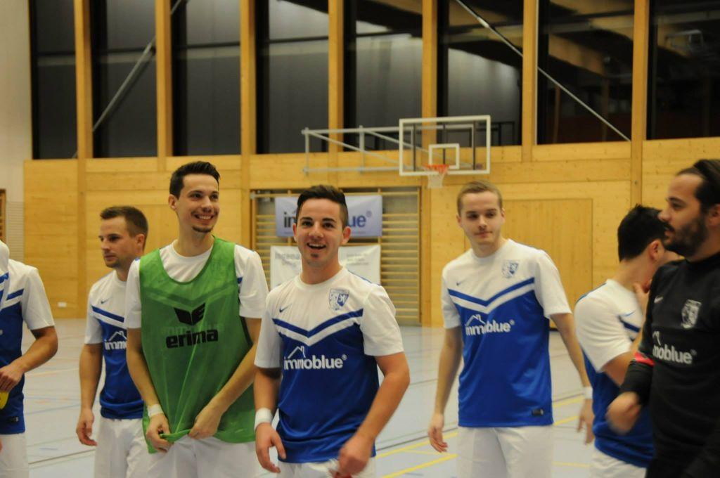 FC WB Futsal qualifiziert sich für die Aufstiegsspiele