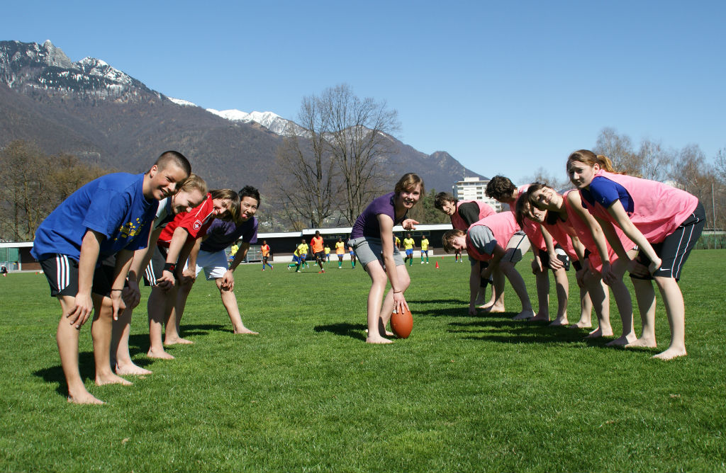 Frühlingsferien: Sportcamp im Tessin hat noch freie Plätze