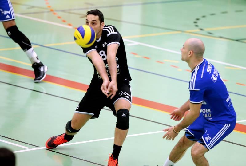 Zwei Endspiele für Volley Amriswil