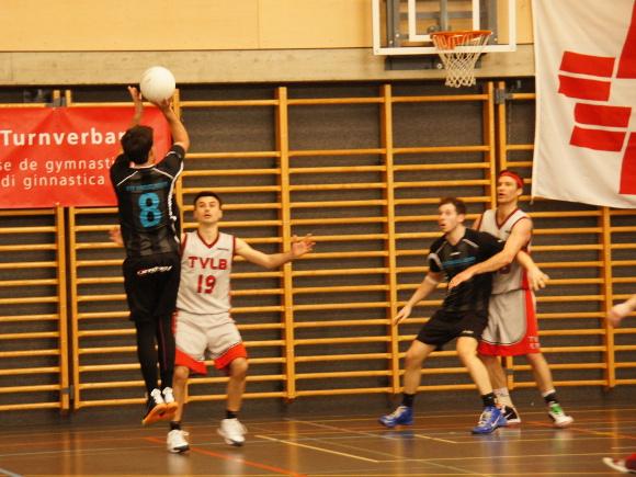 KG Altnau-Kreuzlingen gewinnt Schweizer Korbball-Cupfinal