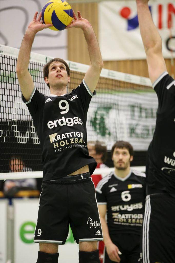 Volley Amriswil: Nur noch wichtige Spiele